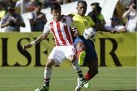 Ecuador rescató un empate agónico en Quito frente a Paraguay
