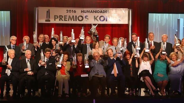 Los ganadores del Premio Konex 2016: Humanidades