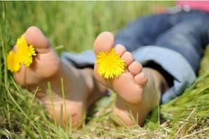 Aprovechá el verano para cuidar tus piernas y tus pies
