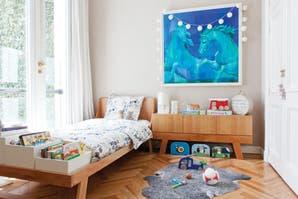 Estrategias para organizar un cuarto de bebé pensado a futuro