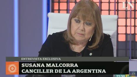 Susana Malcorra explicó los motivos por los que deja la Cancillería