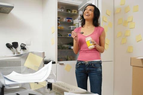 ¿Todavía seguís trabajando en la cocina? No importa, el espacio exclusivo de trabajo, tal vez no sea hoy la prioridad. O tal vez, sí. Lo importante es que puedas evaluarlo y dar el próximo paso necesario para cumplir tu proyecto.