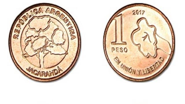 La nueva moneda de $1