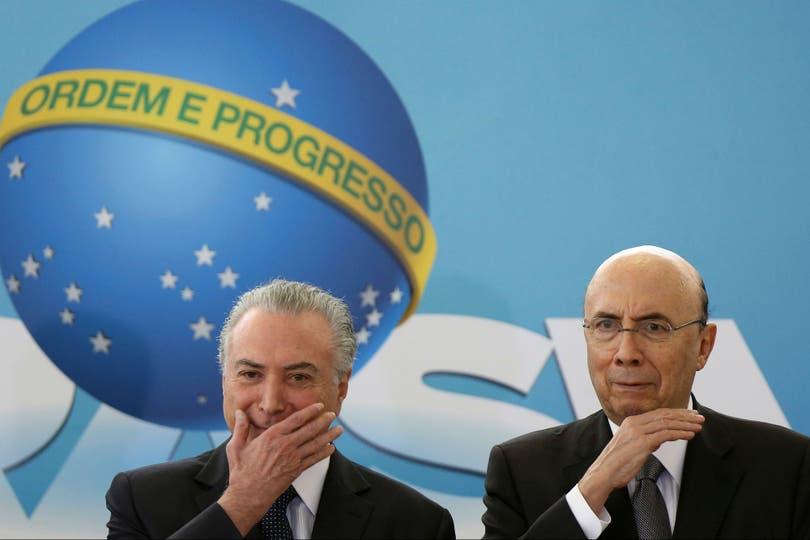 Bajo la gestión de Meirelles como ministro de Economía Brasil salió de una larga recesión