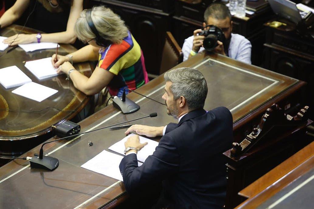 Marcos Peña concurre el miércoles a Diputados a dar su informe