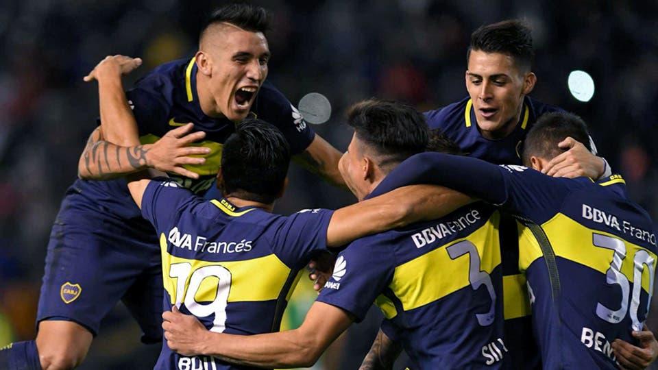 La derrota de Banfield desató el festejo — Boca campeón