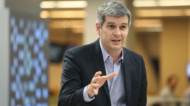 El jefe de Gabinete, Marcos Peña