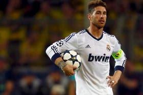 Dura declaración de Sergio Ramos