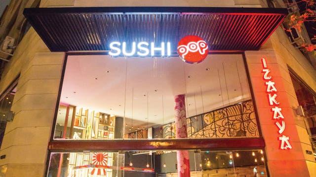 En Izakaya Sushi Pop, hay mucho más que sushi: tapas japonesas y hasta venezolanas son parte de la propuesta