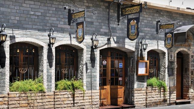 Betanzos, un emblemático lugar de cocina española