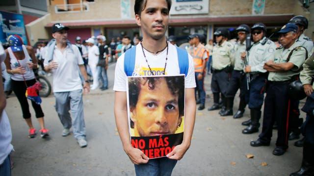 Ya son 24 los muertos en protestas en Venezuela