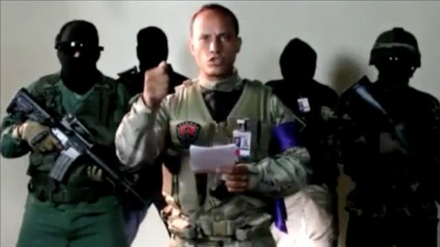 El comisario Óscar Pérez es el líder del grupo de rebeldes que atacó a la Corte.