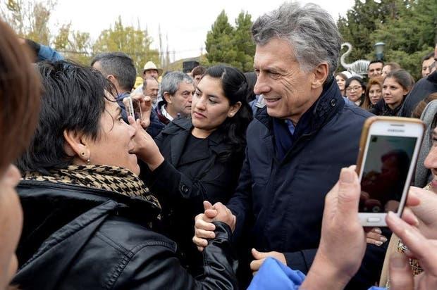 Macri, en Mendoza, habló por primera vez sobre el fallo de la Corte
