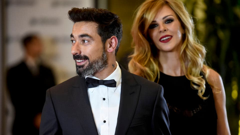 Las mejores imágenes del casamiento. Foto: AFP / Eitan Abramovich
