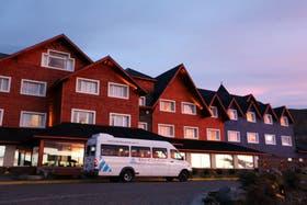 El principal hotel de los Kirchner