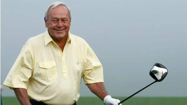 Gran campeón Arnold Palmer muere a los 87 años