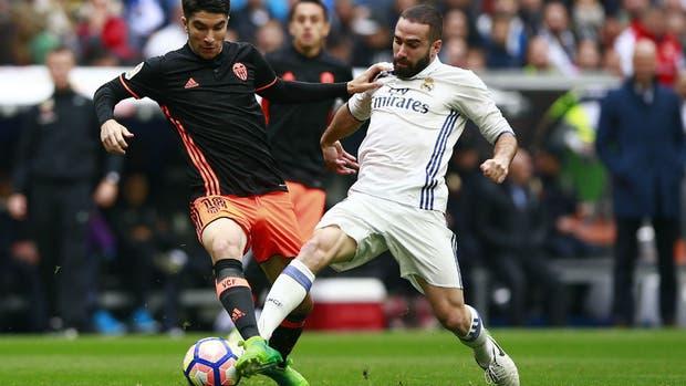 Marco Asensio anotó el gol del empate al minuto 83