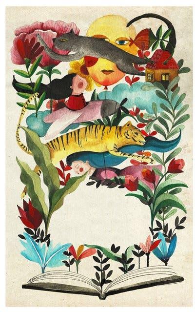 Ilustración: María Elina Méndez
