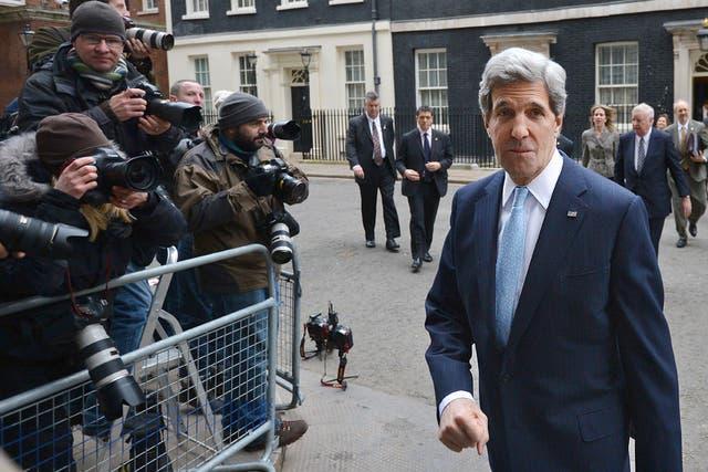 John Kerry confirmó que EE.UU no intervendrá en el conflicto por Malvinas