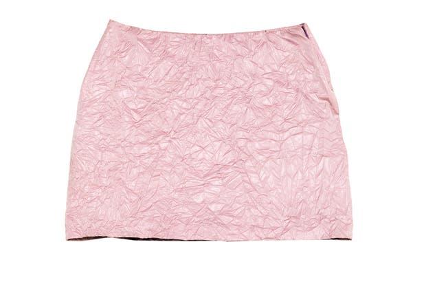 Minifalda, Trosman.