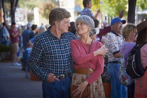 Redford y Fonda, maravillosos