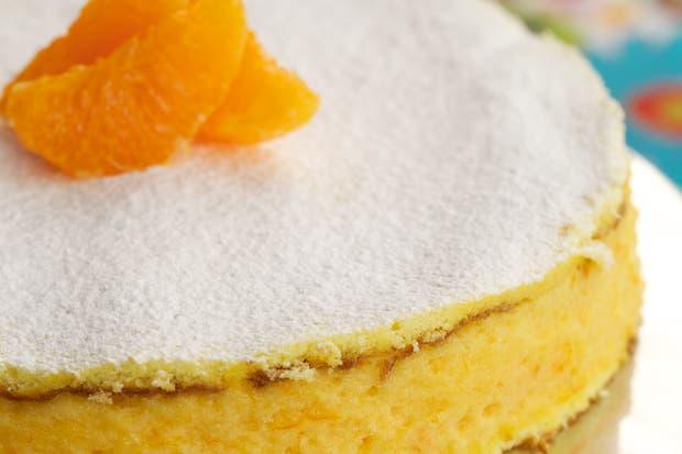 Receta de bavarois de mandarina la nacion - Postre con mandarinas ...