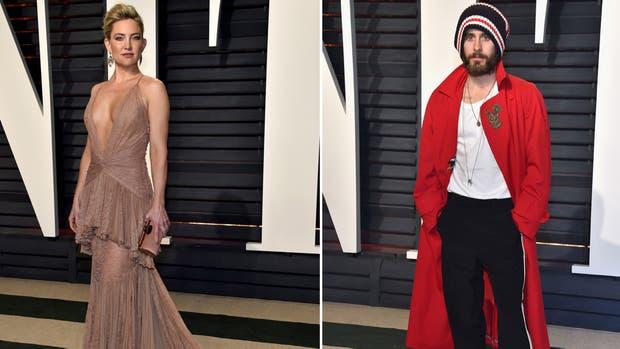 Premios Oscar 2017: Jared Leto y Kate Hudson en la fiesta ...