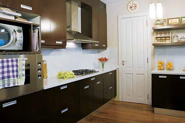 Minimalistas creativo cocina - Cocinas murelli ...