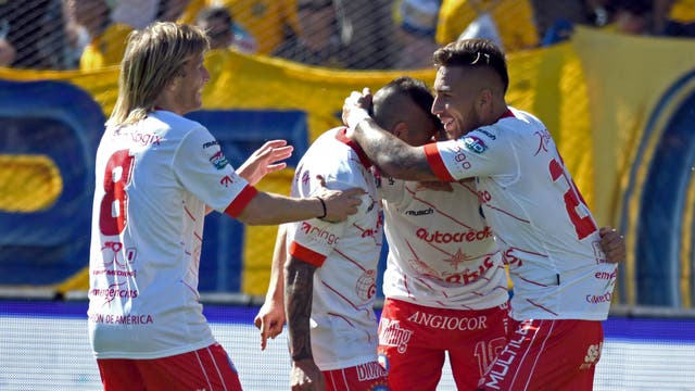 Argentinos Juniors-Colón, Superliga: horario, TV y formaciones