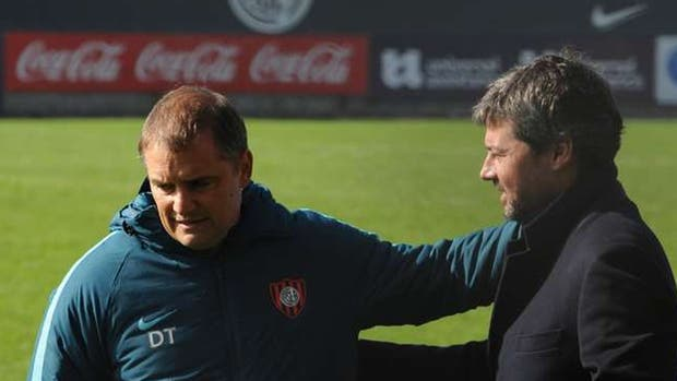 Diego Aguirre seguirá como DT de San Lorenzo