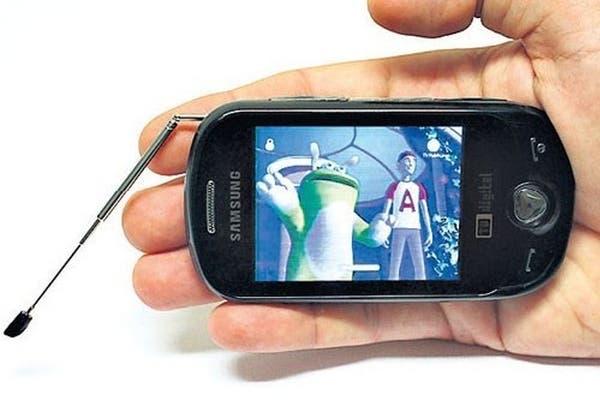 Un Samsung i6230 StarTV de 2010