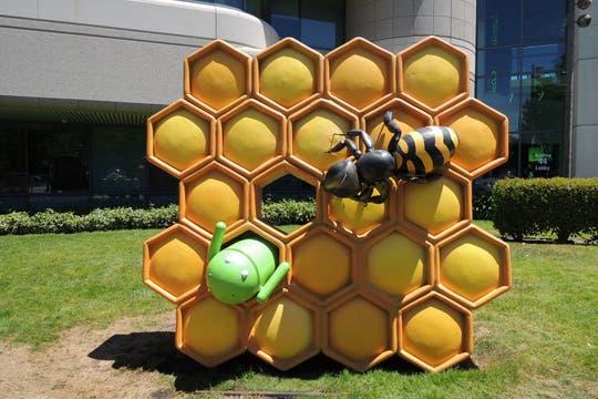 Android Honeycomb. Foto: LA NACION / Guillermo Tomoyose