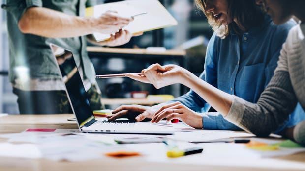 Los millennials eligen las empresas donde trabajar
