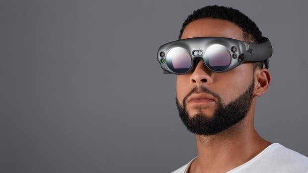 Magic Leap, nuevas gafas de realidad aumentada con Google en la sombra
