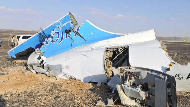 Se estrelló un avión ruso con 224 personas a bordo en Egipto Tragedia-aerea-en-egipto-2112518w620