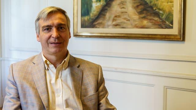 Alfonso Santiago, Dirección de la Escuela de Política, Gobierno y Relaciones Internacionales de Universidad Austral.