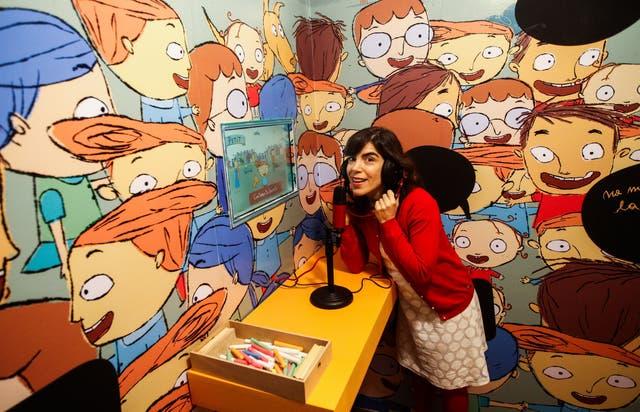 Inaugura hoy en el CCK una exposición en la que los chicos podrán interactuar con Petit y con su mundo
