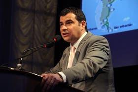 Miguel Galuccio, presidente de YPF