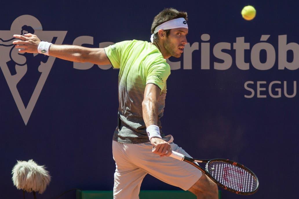 Buenos Aires: Delbonis, a semifinales