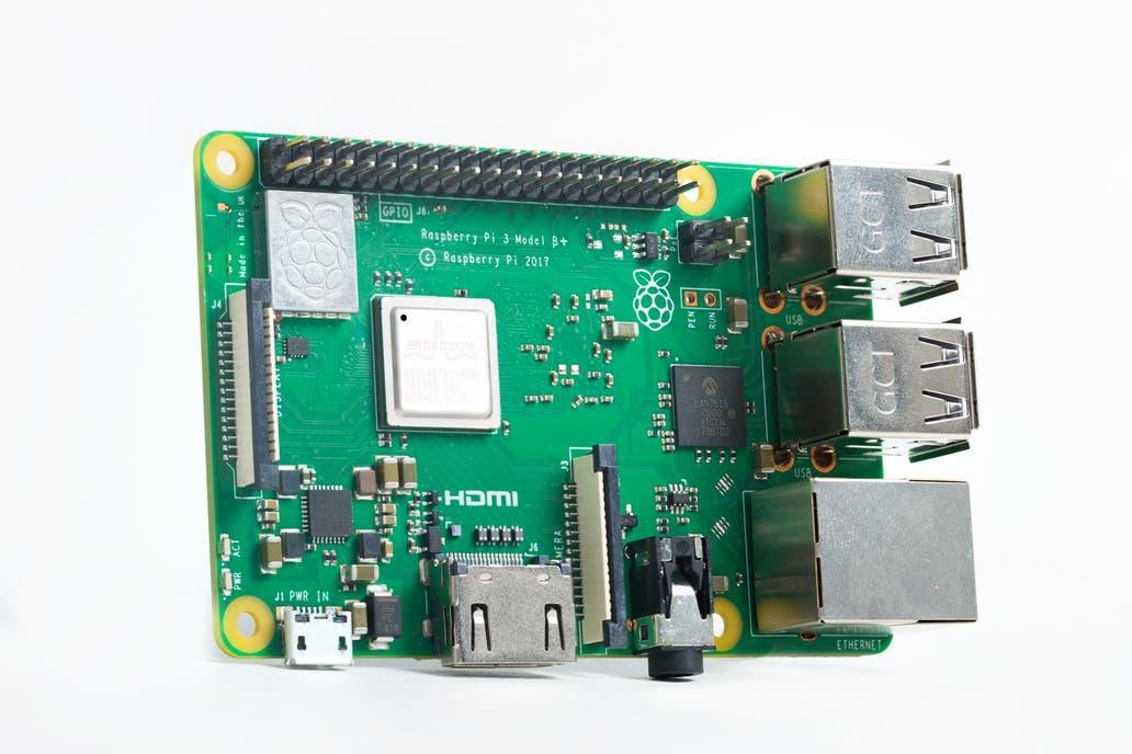 Se lanza a la venta el nuevo Raspberry Pi 3B+