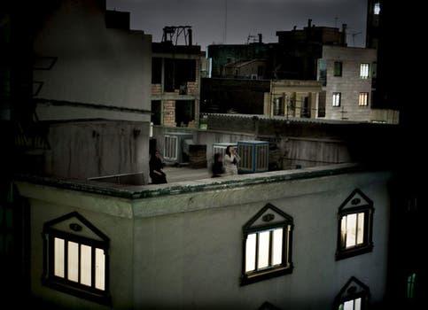 El fotógrafo italiano Pietro Masturzo ganó el World Press Photo Award 2009 por una imagen sobre las manifestaciones contra la reelección del presidente iraní. Foto: AFP