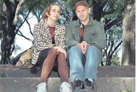Andrea Servera y Lucio Capece