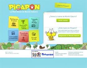 Picapon, la red social pensada para los más chicos