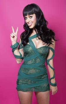Katy Perry: Katheryn Elizabeth Hudson. Foto: AP