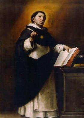TOMÁS DE AQUINO. Bergoglio recibió una enseñanza filosófica de marcado espíritu escolástico