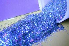 Proponen que el uso de la purpurina sea supervisado por un mayor