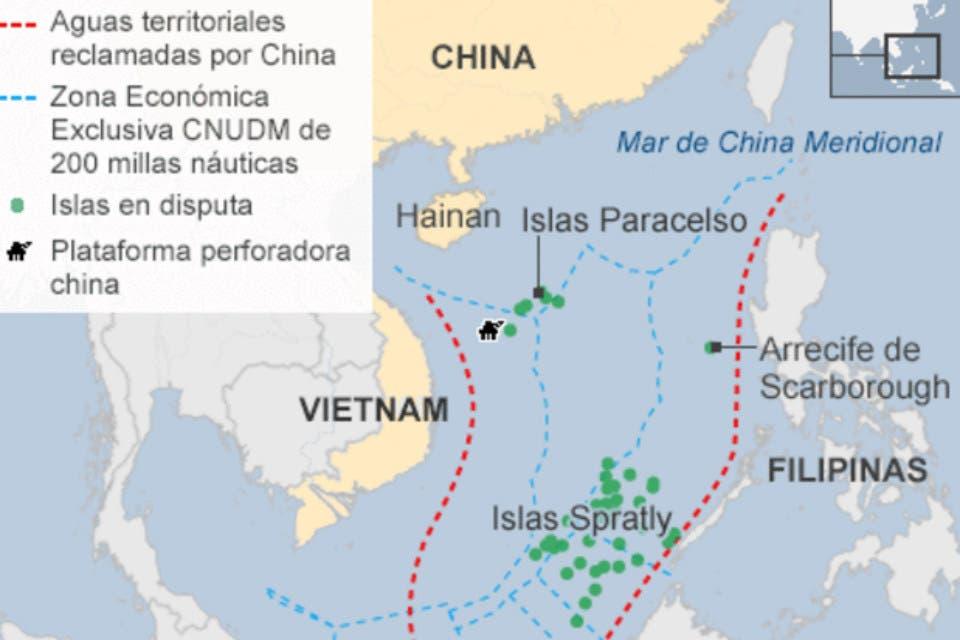 EEUU: Nos preocupa que China inicie una guerra