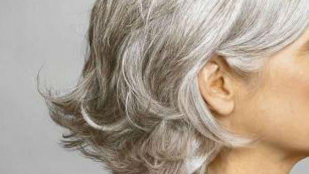 El gen asociado al encanecimiento, es el IRF4, y tiene un papel importante papel importante en la determinación del color del cabello