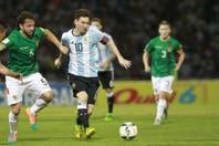 """Messi: """"Conseguimos los seis puntos, que era lo que pretendíamos"""""""