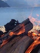 ¿Los lagos patagónicos se cocinan?